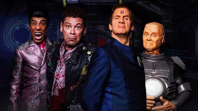 Red Dwarf (Credit: Dave)