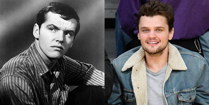 <p>In his 20s, Ray Nicholson has more in common with his father, Jack, than just his looks. The famous offspring is also working in Hollywood and has experience as an assistant and second director, as well as an actor.</p>