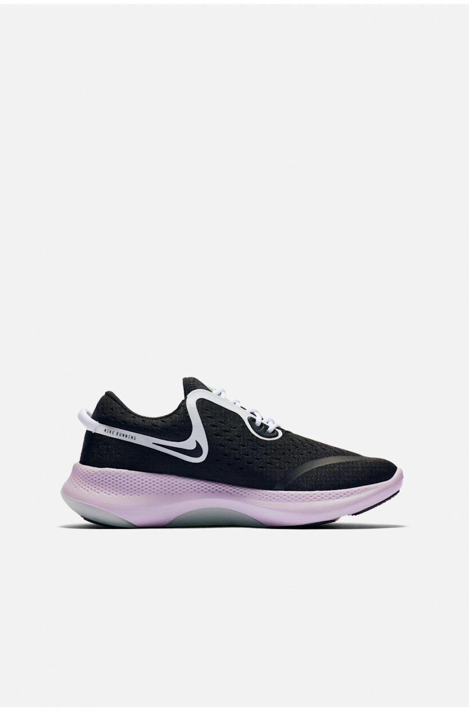 """<p><strong>Nike</strong></p><p>bandier.com</p><p><strong>$108.97</strong></p><p><a href=""""https://go.redirectingat.com?id=74968X1596630&url=https%3A%2F%2Fwww.bandier.com%2Fcollections%2Fsale-shoes%2Fproducts%2Fjoyride-dual-run-black&sref=https%3A%2F%2Fwww.womenshealthmag.com%2Ffitness%2Fg33075524%2Fbandier-july-4th-sale%2F"""" rel=""""nofollow noopener"""" target=""""_blank"""" data-ylk=""""slk:SHOP NOW"""" class=""""link rapid-noclick-resp"""">SHOP NOW</a></p><p><strong><del>$130</del> <del>$108.97</del> Now $65.38</strong></p><p>A favorite of <em>Women's Health </em>editors, this classic Nike running sneaker offers ample support and agility. </p>"""