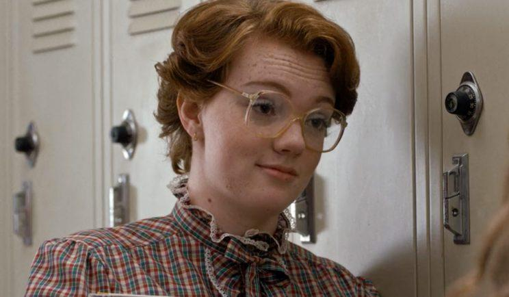 Shannon Purser as Barb in Stranger Things - Credit: Netflix