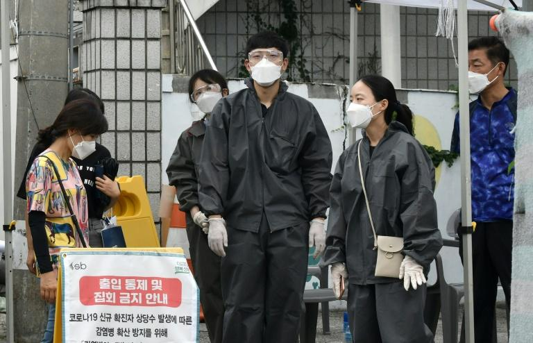 S. Korea tightens restrictions in Seoul area to tackle virus surge