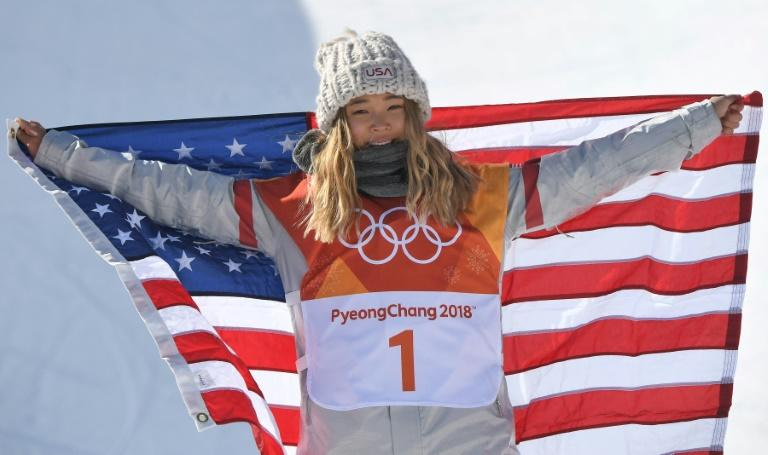 Chloe Kim dedicated her halfpipe gold medal to her Seoul-based grandmother