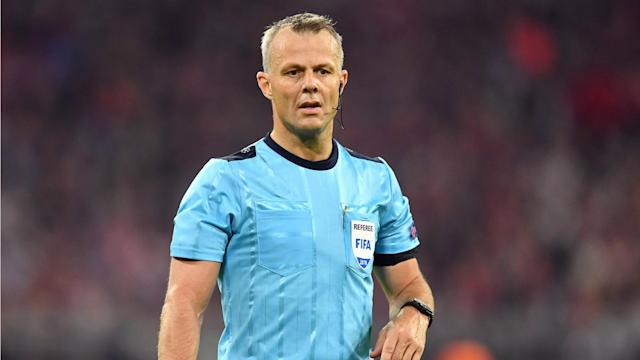 Björn Kuipers, Bayern - Real Madrid, Champions League 04252018