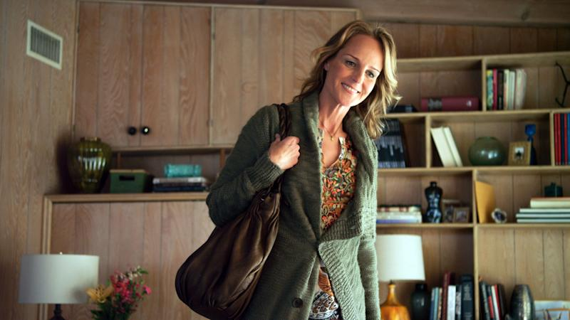 """This publicity photo released by Fox Searchlight Pictures shows Helen Hunt in a scene from """"The Sessions."""" (AP Photo/Fox Searchlight Pictures)"""