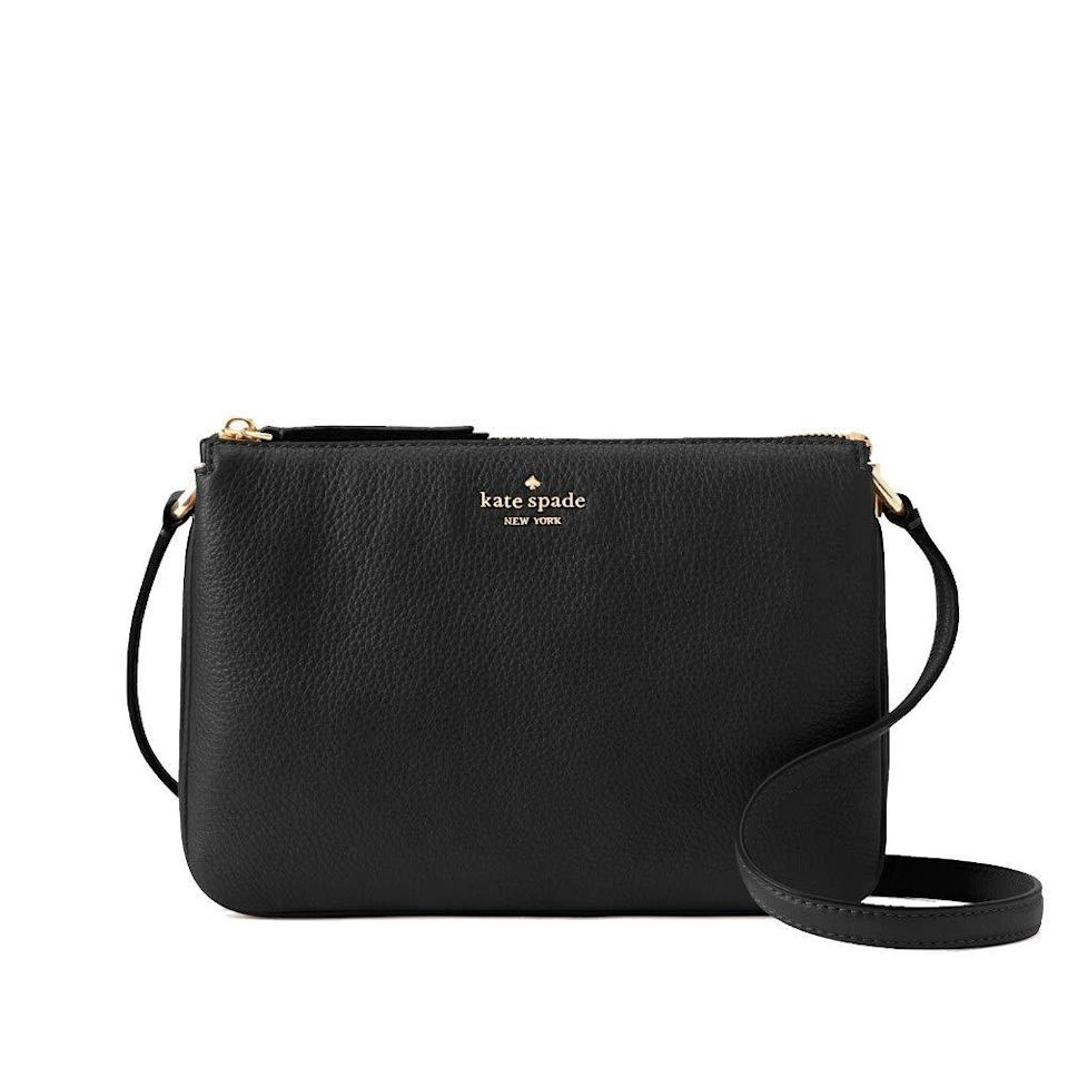 "<h2>Save On Select Styles From Kate Spade</h2> <br><a href=""https://amzn.to/2GVP06a"" rel=""nofollow noopener"" target=""_blank"" data-ylk=""slk:Kate Spade"" class=""link rapid-noclick-resp"">Kate Spade</a> will be pushing out amazing deals on handbags, jewelry, apparel, and more. <br><br><strong>Kate Spade</strong> Triple Gusset Crossbody, $, available at <a href=""https://amzn.to/34PPKSl"" rel=""nofollow noopener"" target=""_blank"" data-ylk=""slk:Amazon Fashion"" class=""link rapid-noclick-resp"">Amazon Fashion</a>"