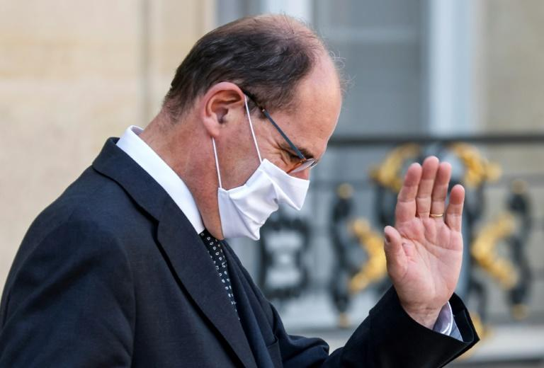 French PM target of legal complaint over virus management