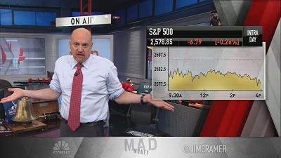 Jim Cramer told investors not to blame earnings reports for tame market action and focus on individual stocks instead.