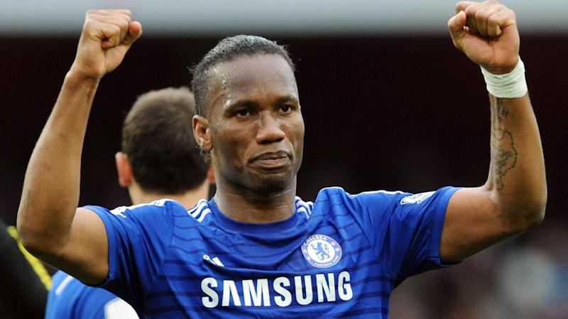 Ex-Chelsea star Didier Drogba will play in the Football For Fires match in Sydney on May 23