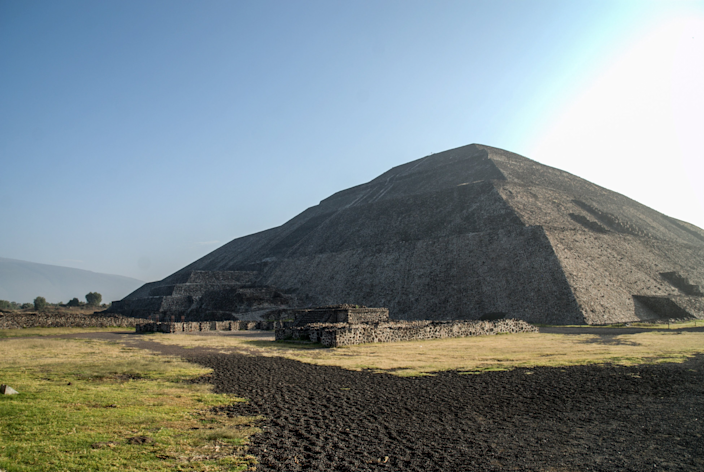 A World Monuments Fund location, <strong>Teotihuacán</strong> is the largest and most visited cultural site in Mexico.