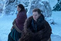"""<p>A handful of critics are already dubbing <strong>Shadow and Bone</strong> the """"<strong>Game of Thrones</strong> of Netflix,"""" and that assessment is totally fair as the titles certainly have their similarities. While <a href=""""https://www.popsugar.com/entertainment/Things-People-Who-Dont-Watch-Game-Thrones-Understand-43751226"""" class=""""link rapid-noclick-resp"""" rel=""""nofollow noopener"""" target=""""_blank"""" data-ylk=""""slk:I never got into Game of Thrones myself"""">I never got into <strong>Game of Thrones </strong>myself</a>, it certainly seems like <strong>Shadow and Bone</strong> is taking a note from the hit HBO series and adding to it. The Netflix show certainly stays true to the source material, but it also fixes what the books don't do, especially <a href=""""https://www.popsugar.com/entertainment/shadow-and-bone-representation-essay-48286716"""" class=""""link rapid-noclick-resp"""" rel=""""nofollow noopener"""" target=""""_blank"""" data-ylk=""""slk:when it comes to its diverse cast"""">when it comes to its diverse cast</a>. </p> <p>During a roundtable interview, Bardugo discussed how she worked alongside the cast and directors to bring the story to life in a way that was representative of today's society. """"I really think that we're just one step on that path, or at least I hope we are,"""" the author said. """"I think that [executive producer] Eric [Heisserer] went out of his way to make sure that his writers' room reflected the diversity of our cast. And that when we wrote the stories for these characters, that we treated them with honesty, and respect, and sensitivity. But I think there's a lot more to be done and there's a lot of books by authors of color that I'd love to see adapted. So I hope that we are just one more step on the journey to seeing a fantasy landscape that reflects our own world a lot better.""""<br></p>"""