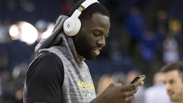 Draymond Green has officially signed with the same agency as LeBron James.