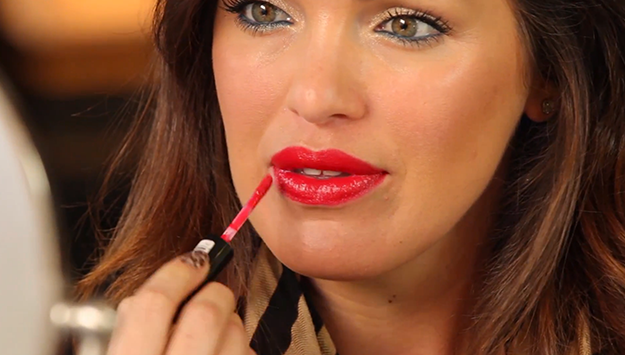 Sparkly Holiday Makeup Tutorial