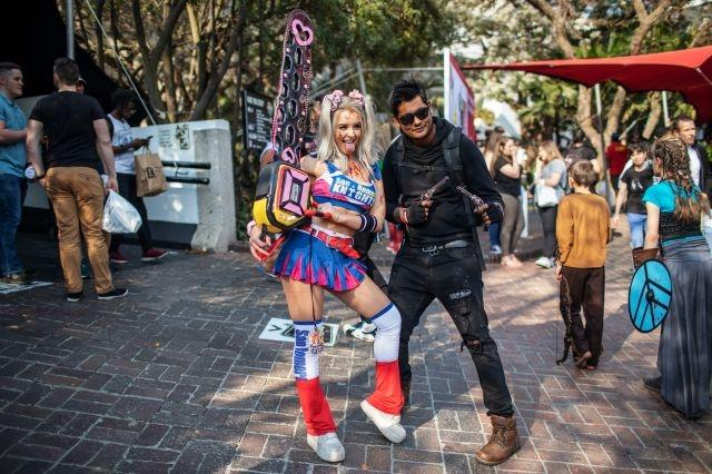 S.Africa cosplayers flock to African comic convention