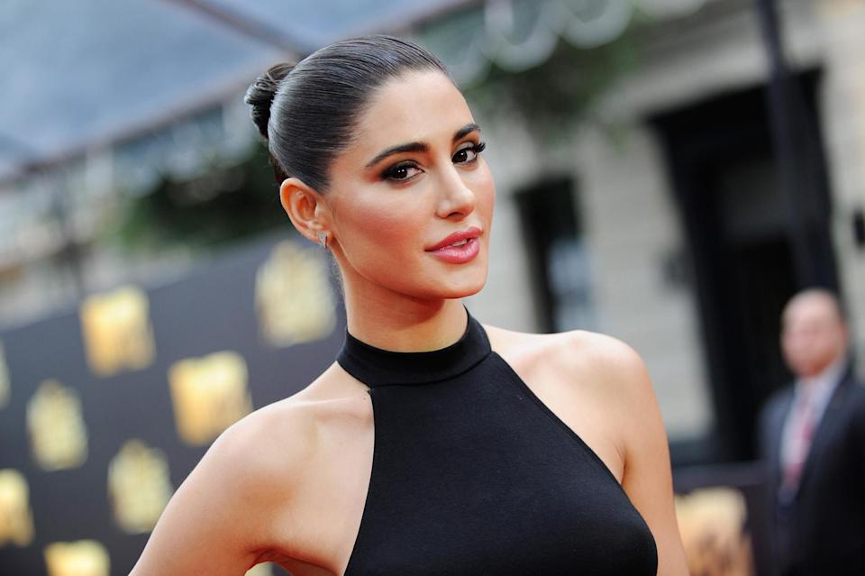 Actress Nargis Fakhri at the 2016 MTV Movie Awards on April 9, 2016 in Burbank, California. (Photo by Emma McIntyre/Getty Images for MTV)