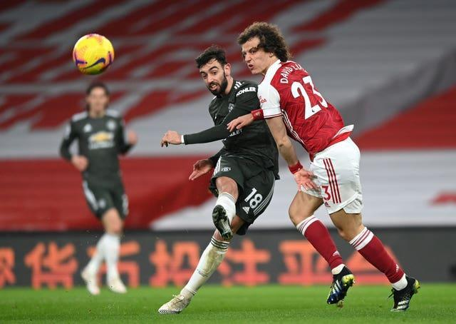 Bruno Fernandes and United could not find a way through