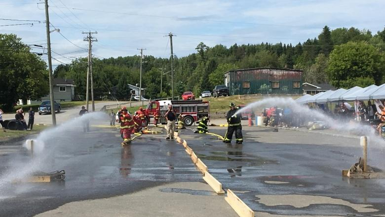 National Indigenous Firefighters Competition wraps up in New Brunswick