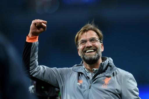 Going places: Jurgen Klopp has inspired Liverpool back to the Champions League final