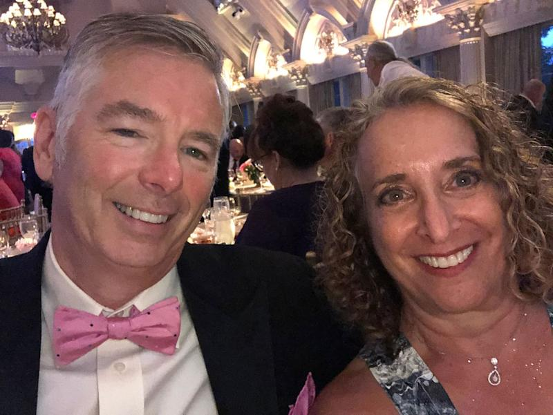 Frank Kimchick and Cheryl Cohen | Cheryl and Frank Cohen