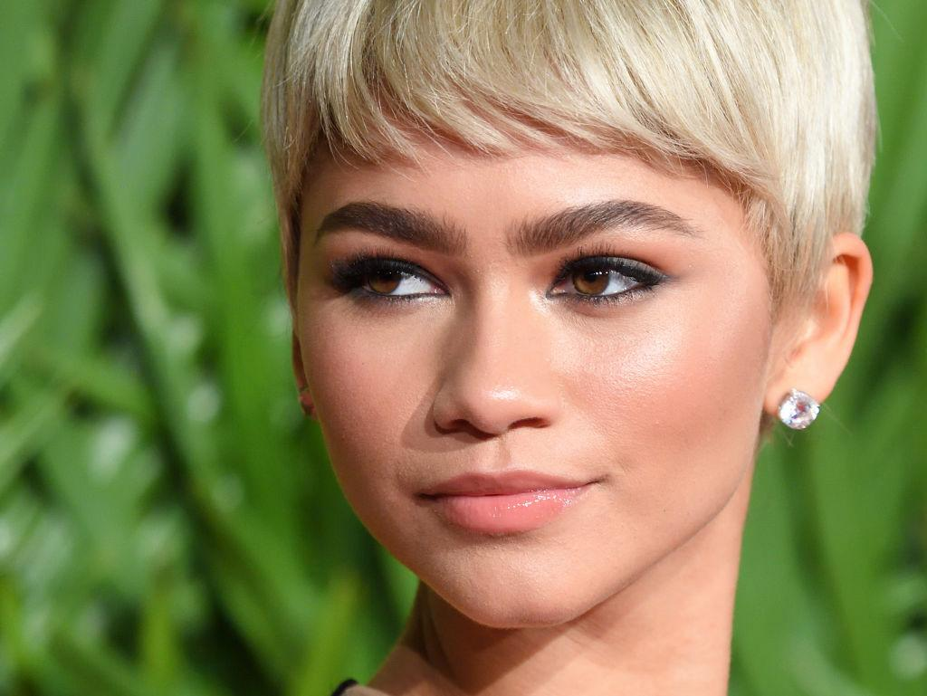 "<p><strong>When: Dec. 4, 2017</strong><br />Zendaya is queen when it comes to switching up her hairstyles — and on Monday evening, the 21-year-old stunned yet again at the <a rel=""nofollow"" href=""https://ca.style.yahoo.com/lifestyle/miss-piggy-making-dazzling-debut-red-carpet-152940669.html"">British Fashion Awards</a>. <em>(Photo: Getty)</em> </p>"