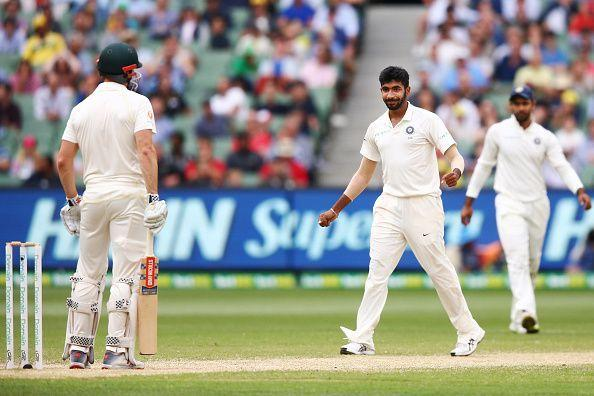 Jasprit Bumrah's magnificent spell bundled out Australia on a lifeless wicket