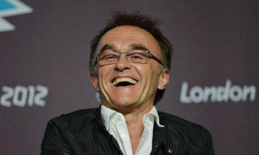 Danny Boyle, art director for the London 2012 Olympic Games opening ceremony