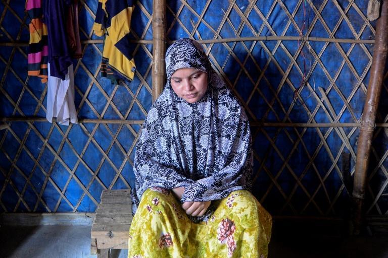 At just 18, Somuda Begum tried to join her husband in Malaysia -- but the boat was turned away, drifting at sea for two months before being rescued