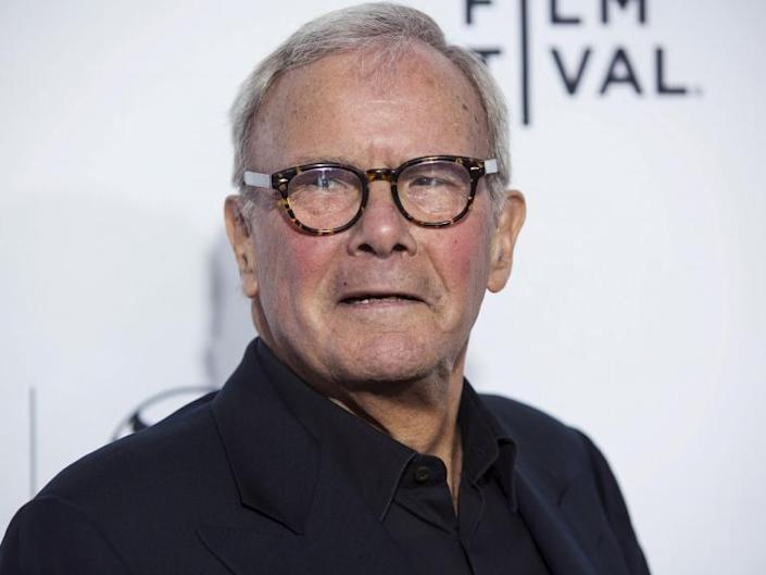 NBC Host Tom Brokaw apologises for xenophobic 'assimilation' remarks on immigration
