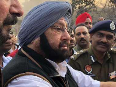 Punjab CM Amarinder Singh calls for national policy to curb 'drug menace' after Navjot Sidhu's remarks on legalising opium