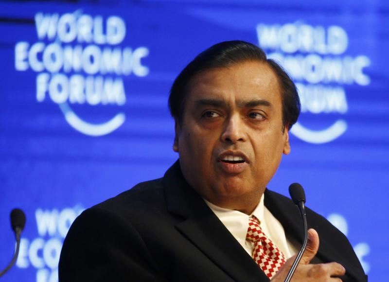 Mukesh Ambani (Reuters)