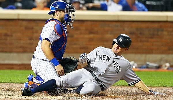 MLB: Yankees führen gegen Mets in der Subway Series - In a Mirror, Darkly