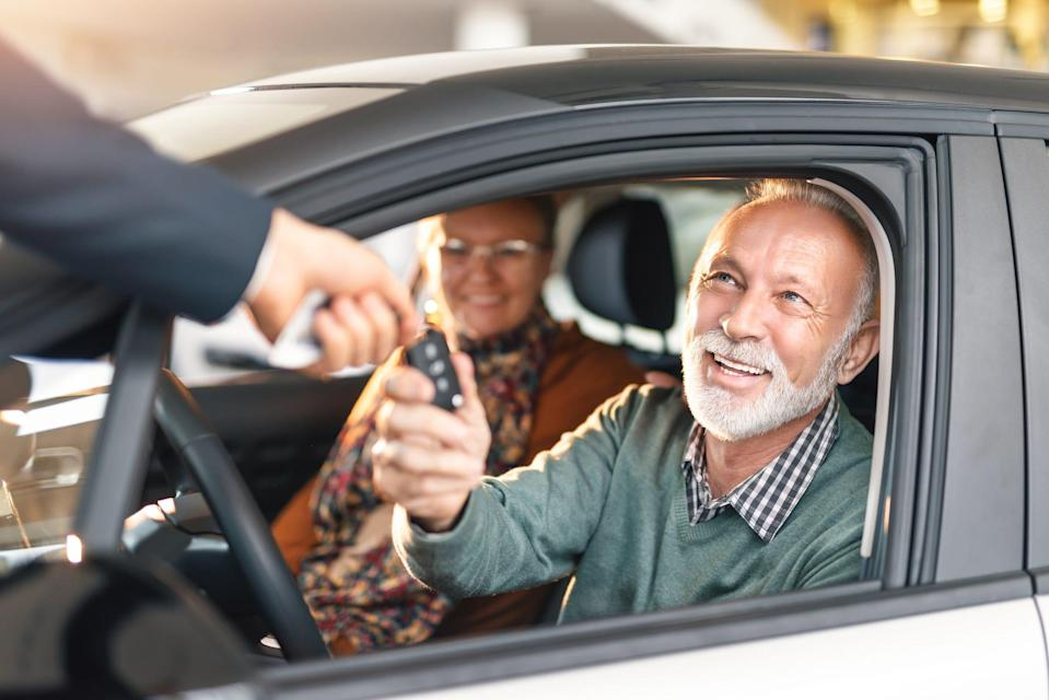 If you're a senior planning to rent a car in another country, be sure to check whether there are age limits or surcharges in  the countries and cities where you'll be traveling.