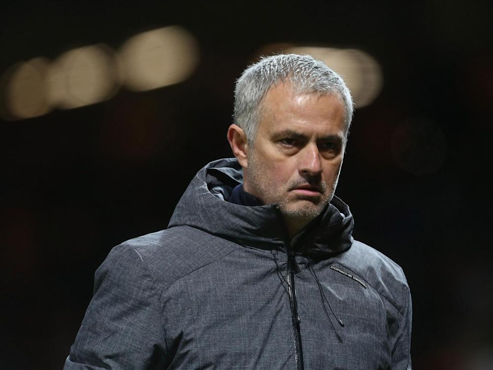 The pressure is on for Mourinho (Getty)