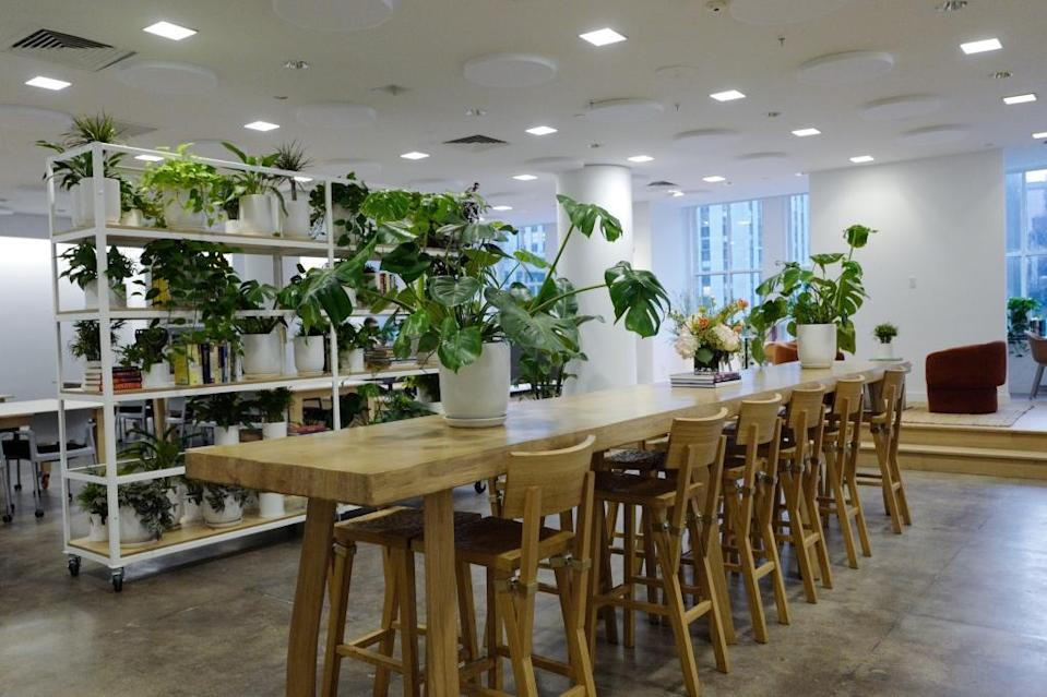 When Saks Fifth Avenue meets WeWork, you have SaksWorks.