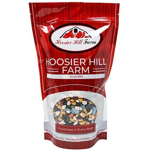 """<p><strong>Hoosier Hill Farm</strong></p><p>amazon.com</p><p><strong>$10.99</strong></p><p><a href=""""https://www.amazon.com/dp/B00MTWTAIU?tag=syn-yahoo-20&ascsubtag=%5Bartid%7C1782.g.994%5Bsrc%7Cyahoo-us"""" rel=""""nofollow noopener"""" target=""""_blank"""" data-ylk=""""slk:BUY NOW"""" class=""""link rapid-noclick-resp"""">BUY NOW</a></p><p>Eat these by the handful or use them as a dessert topping. </p>"""
