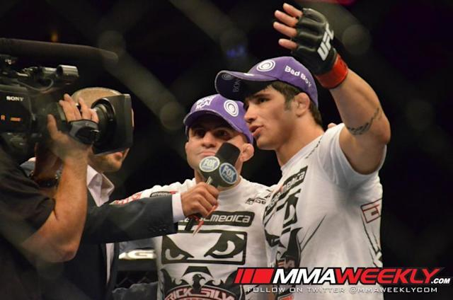 Erick Silva to Welcome Nate Loughran Back to Octagon at UFC Fight Night 36
