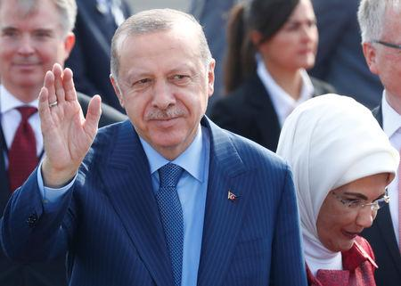 Turkey's Erdogan calls on Germany to list Gulen group as terrorist