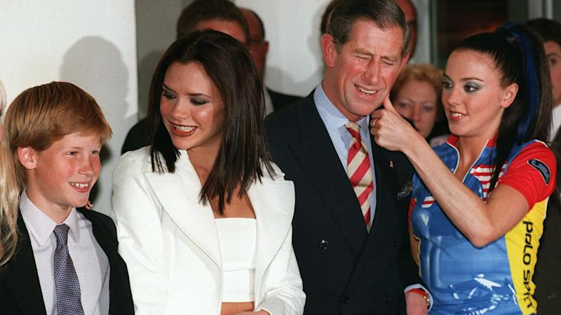 The Spice Girls met royalty and politicians alike during their reign