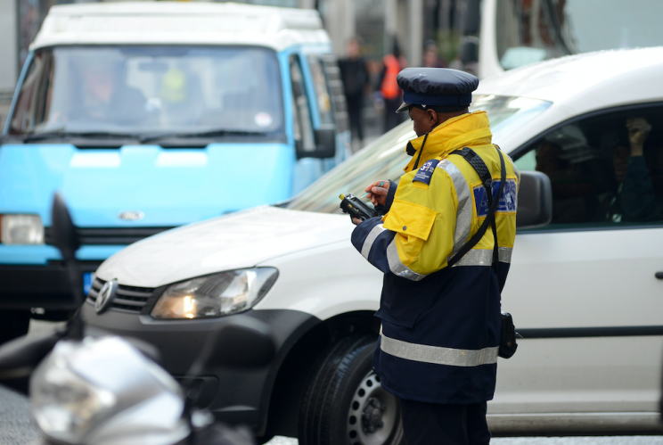 Powers: Civilian traffic officials may soon be able to fine motorists (Rex)
