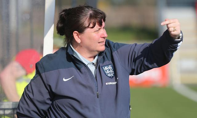 Mo Marley, a former England captain, has been appointed interim head coach of the England Women's senior side, taking over from the sacked Mark Sampson.
