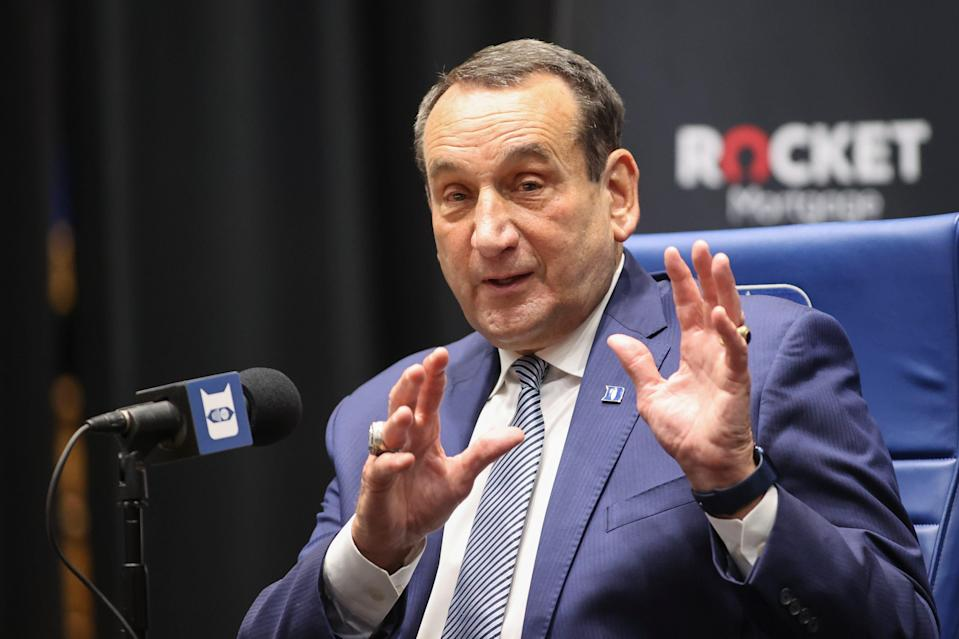 Mike Krzyzewski, who has coached men's college basketball for 46 years, explains his decision to retire after the 2021-22 season.