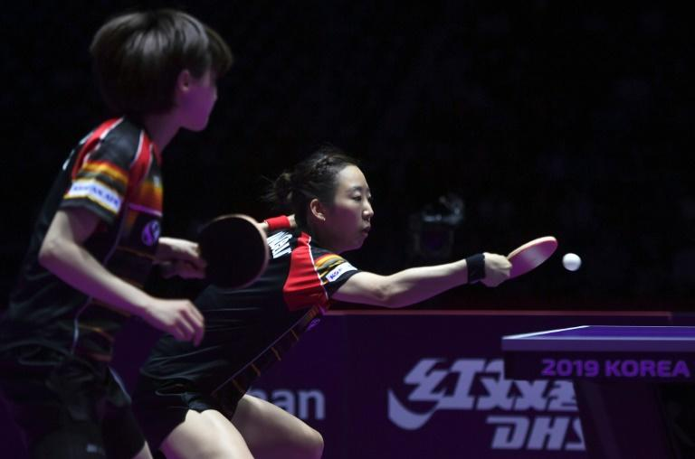 South Korea's table tennis team is considering heading abroad later this month and staying away to escape potential disruptions
