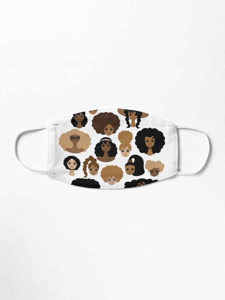 """<p><span>Redbubble Masks</span> ($10 and up) come in hundreds of different designs that are all made by independent artists. When you buy a mask, you're not only supporting an artist, but Redbubble will also donate a mask to someone in need through <a href=""""https://www.hearttoheart.org/"""" class=""""link rapid-noclick-resp"""" rel=""""nofollow noopener"""" target=""""_blank"""" data-ylk=""""slk:Heart to Heart International"""">Heart to Heart International</a>.</p>"""