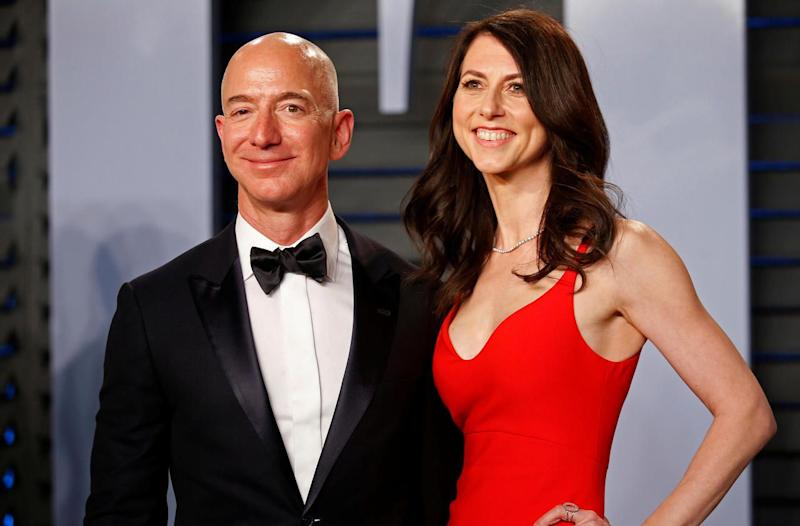 Le patron d'Amazon, Jeff Bezos, scelle son divorce à 38 milliards