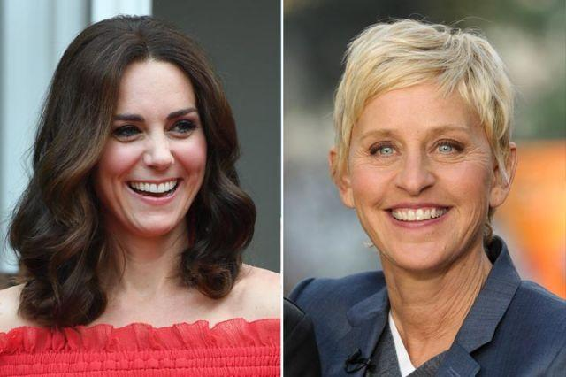 10 celebrities who are related to the royal family for A thomas cousins salon