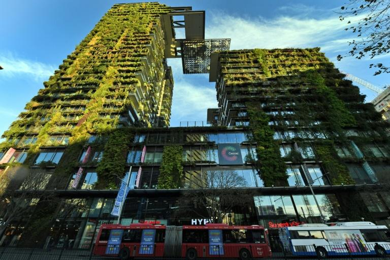 A retail and residential development in Sydney