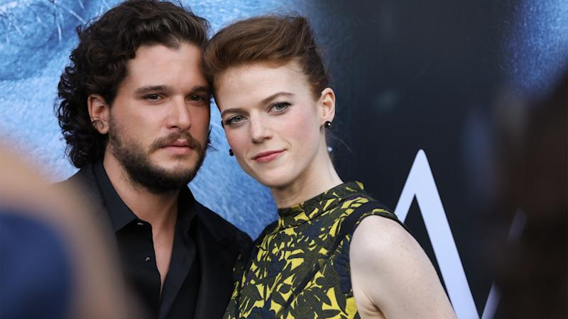 Kit Harington's Shares His Favorite GoT Scene of Rose Leslie