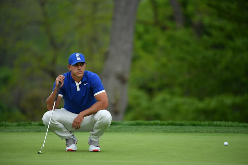 You can bet on Brooks Koepka's career major total now—and Brooks probably won't be too pleased about it