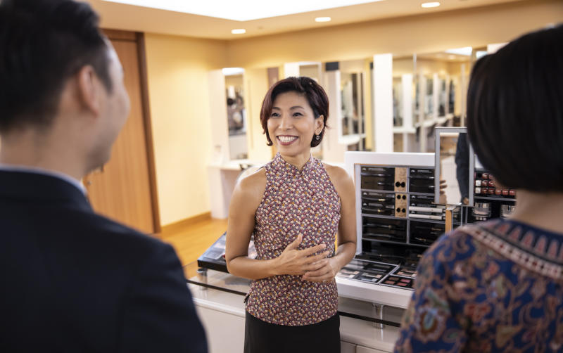 Grooming workshop. (PHOTO: Singapore Airlines)