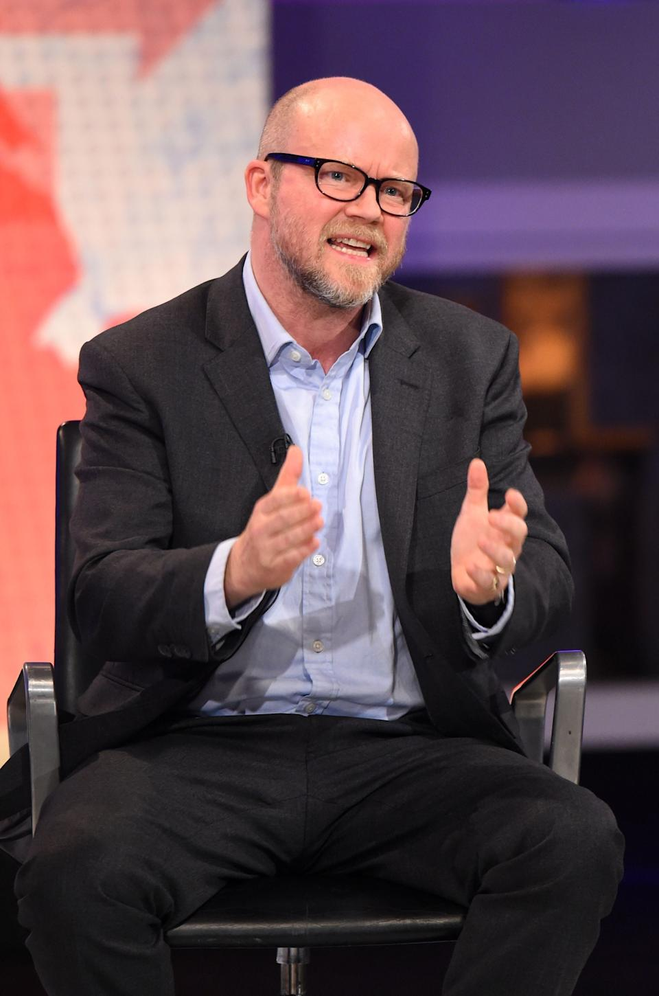 Toby Young pictured during a Channel 4 EU referendum debate (Photo: PA)