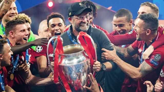 Jurgen Klopp talked up the depth in the Champions League as Liverpool prepare for their title defence.